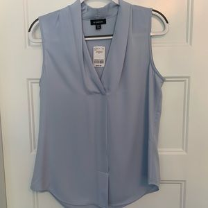 Le Chateau Blue Blouse